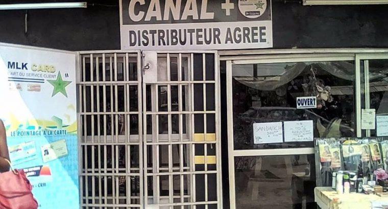 Y3AA48B OFFRE SERVICE : REDUCTION 2% SUR CANAL+ DISPONIBLE DE SUITE CARREFOUR NSAM ET PARTOUT AU CAMEROUN