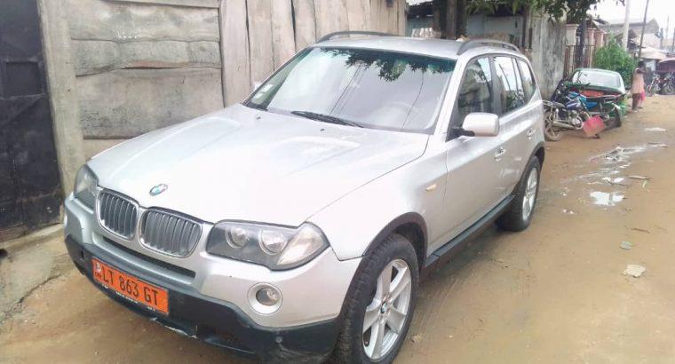 Y083VOF36 OFFRE VENTE DE VOITURE ANNONCE PARTICULIER MARQUE : BMW 4*4 ,