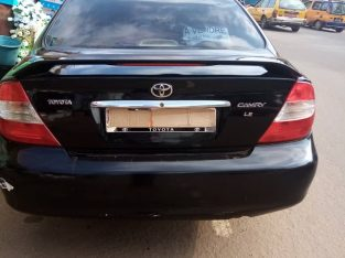 VOITURE A VENDRE TOYOTA CAMRY ANNEE 2005