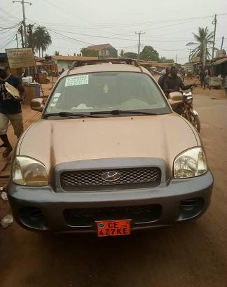 Y014EJV04 OFFRE: VÉHICULE A VENDRE LIEU: Yaoundé