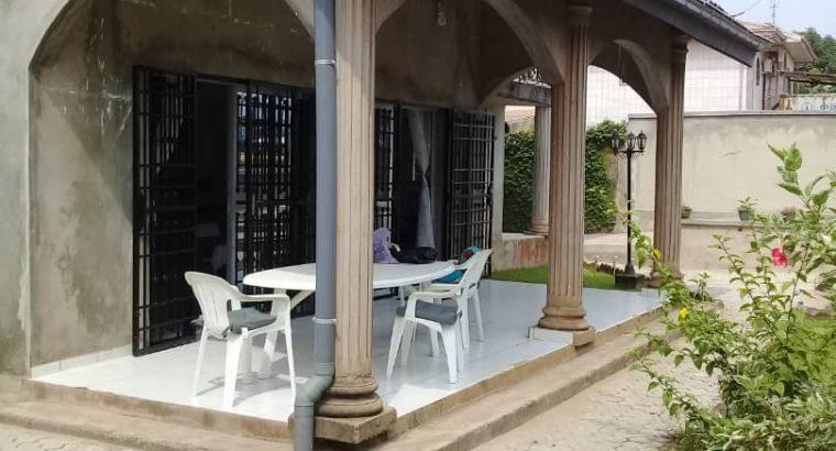 Y064EMKM04 OFFRE : VILLA À VENDRE CAMEROUN-DOUALA